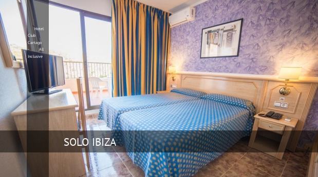 Hotel Club Cartago - All Inclusive reservas