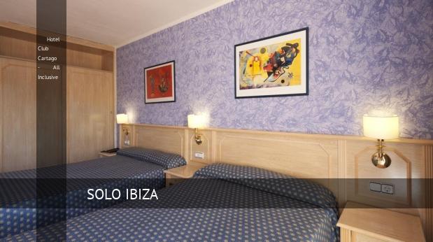 Hotel Club Cartago - All Inclusive reverva