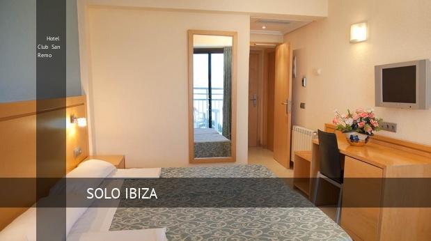 Hotel Club San Remo barato