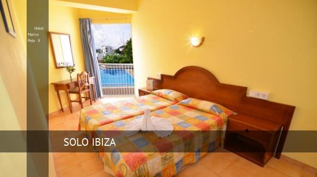 Hotel Marco Polo II reservas