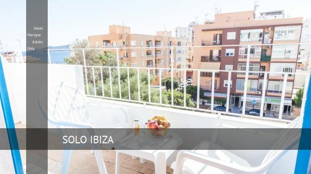 Hotel Marigna - Solo Adultos habitacion