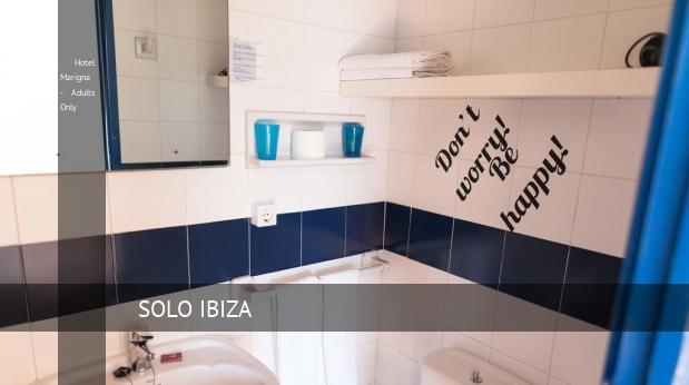 Hotel Marigna - Solo Adultos habitaciones