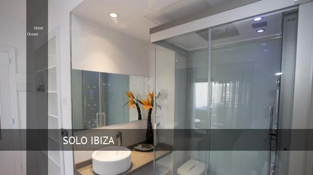 Hotel Orosol booking