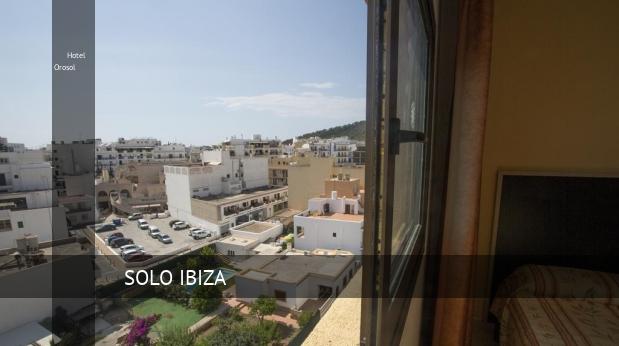 Hotel Orosol ofertas