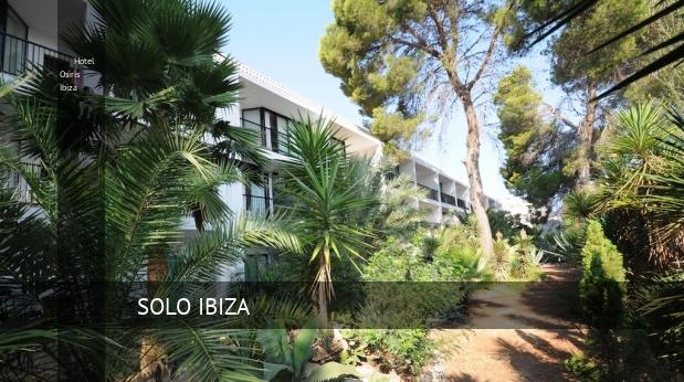 Hotel Osiris Ibiza reservas