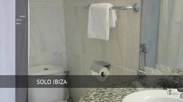 Hotel Osiris Ibiza reverva