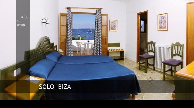 Hotel Ses Savines reverva