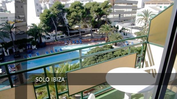 Hotel Tropical reservas