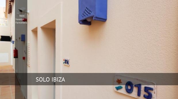 Hotel Voramar Formentera barato
