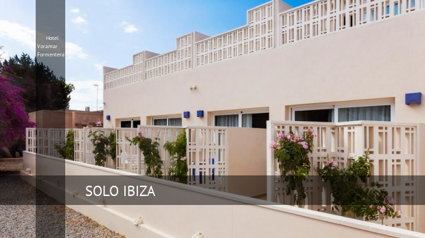 Hotel Voramar Formentera baratos