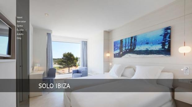Hotel Iberostar Santa Eulalia - Solo Adultos baratos