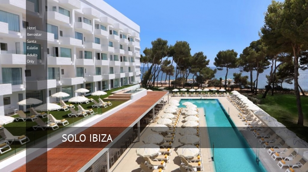 Hotel Iberostar Santa Eulalia - Adults Only