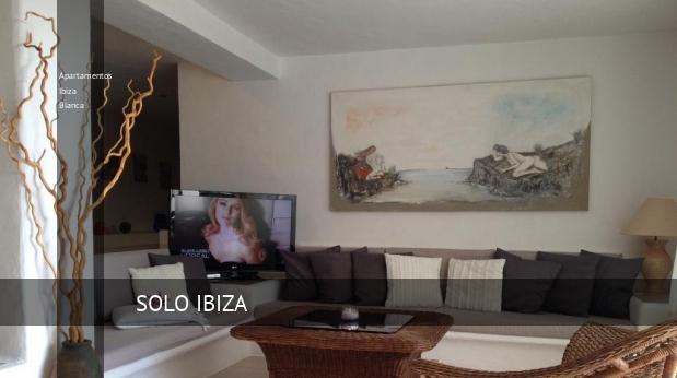Apartamentos Ibiza Blanca barato