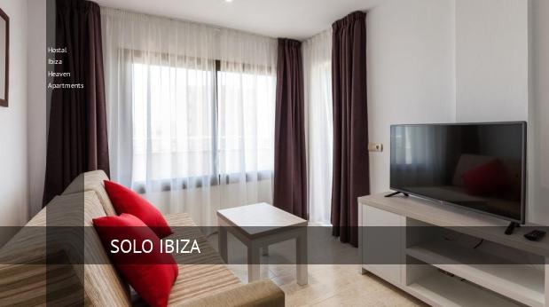 Hostal Ibiza Heaven Apartments barato