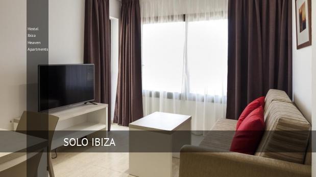 Hostal Ibiza Heaven Apartments booking