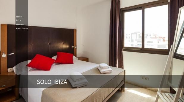 Hostal Ibiza Heaven Apartments reverva