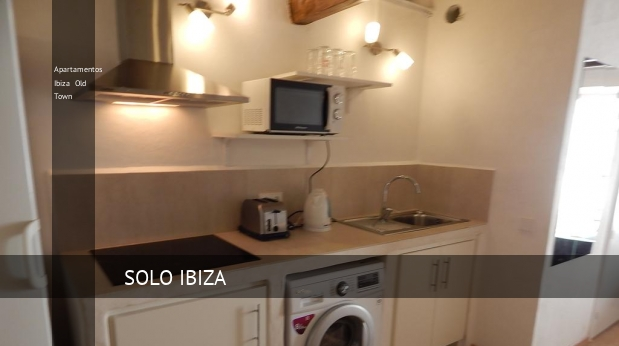 Apartamentos Ibiza Old Town booking