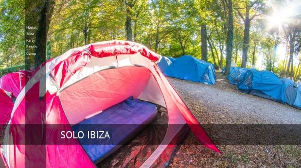 Hostal Ibiza Party Beach Camp barato