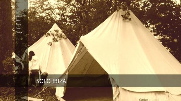 Hostal Ibiza Party Beach Camp reservas