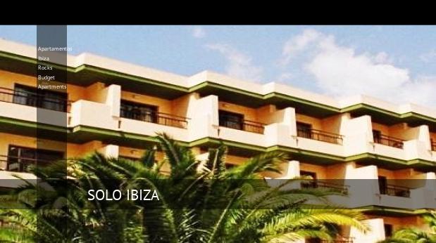 Apartamentos Ibiza Rocks Budget Apartments reservas