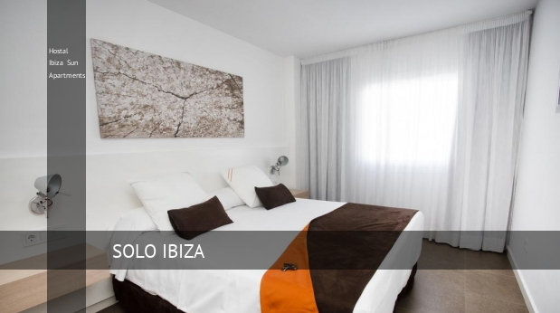 Hostal Ibiza Sun Apartments booking