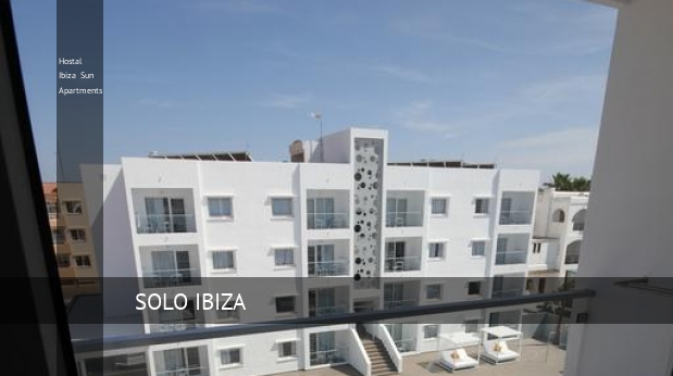 Hostal Ibiza Sun Apartments reverva