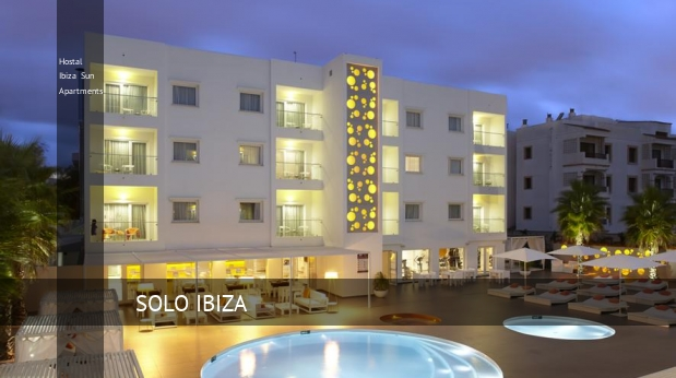 Hostal Ibiza Sun Apartments