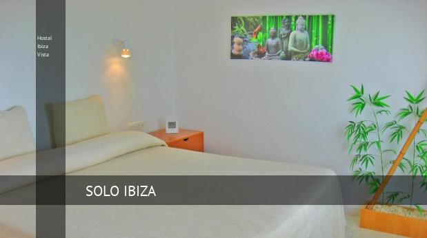 Hostal Ibiza Vista reverva