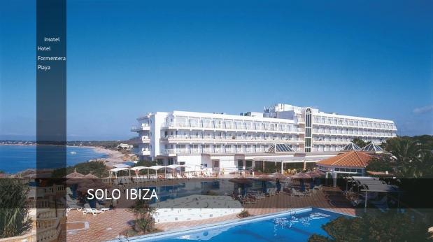 Los mejores hoteles en playa migjorn en formentera for Hotel formentera playa