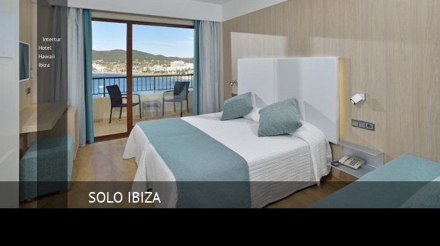 Intertur Hotel Hawaii Ibiza oferta