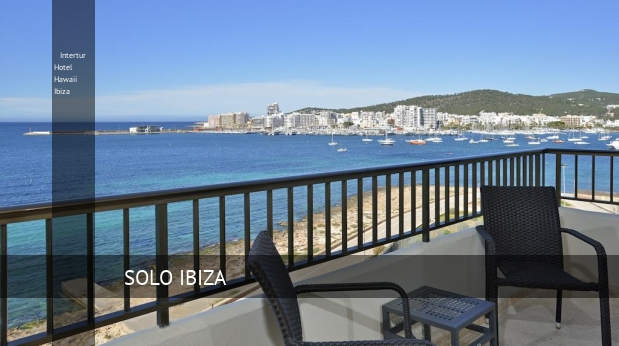 Intertur Hotel Hawaii Ibiza ofertas