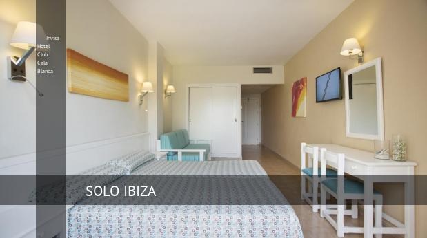 Invisa Hotel Club Cala Blanca 3 Estrellas