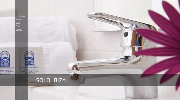 Invisa Hotel Club Cala Blanca Es Figueral Beach