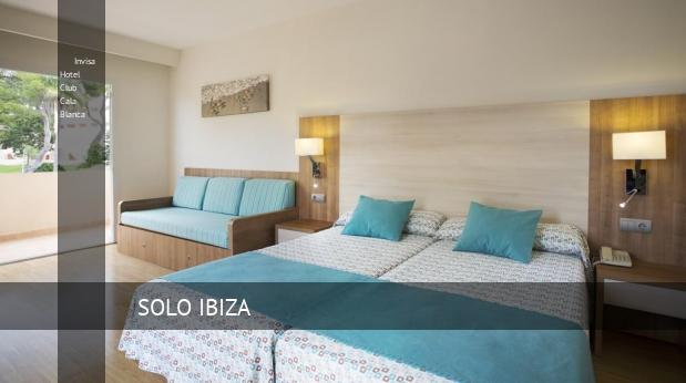 Invisa Hotel Club Cala Blanca habitacion