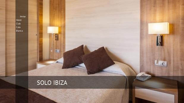 Invisa Hotel Club Cala Blanca Ibiza
