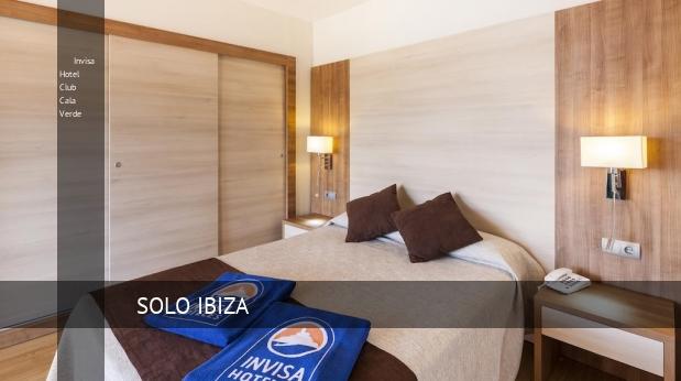 Invisa Hotel Club Cala Verde barato