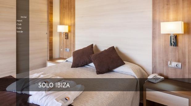 Invisa Hotel Club Cala Verde reservas