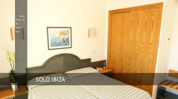 Invisa Hotel Es Pla - Solo Adultos barato