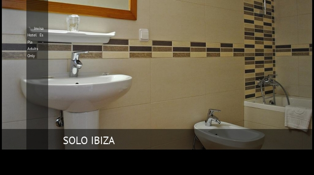 Invisa Hotel Es Pla - Solo Adultos booking