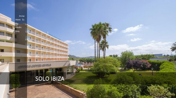 Hotel Invisa Hotel Es Pla - Adults Only