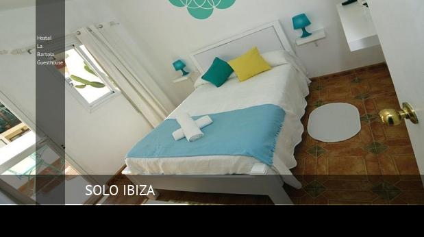 Hostal La Bartola Guesthouse Ibiza