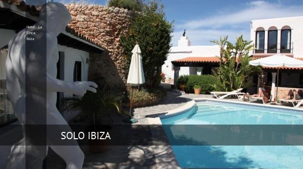 Hotel La Finca Ibiza reverva