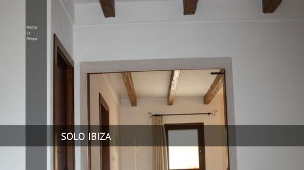 Hostal La Pitiusa booking