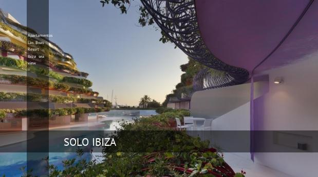 Apartamentos Las Boas Resort Ibiza sea view opiniones