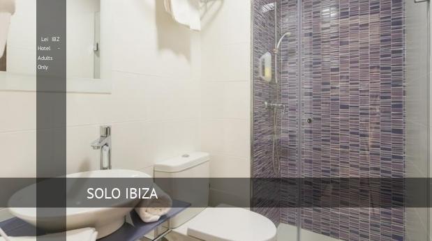 Lei IBZ Hotel - Solo Adultos reverva