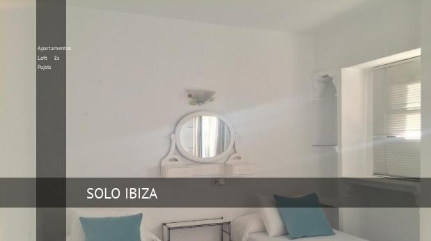 Apartamentos Loft Es Pujols