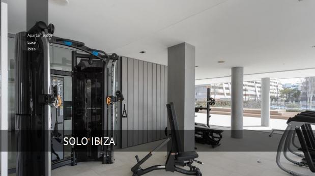 Apartamentos Luxe Ibiza reverva