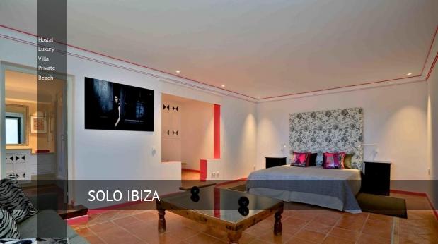 Hostal Luxury Villa Private Beach reverva
