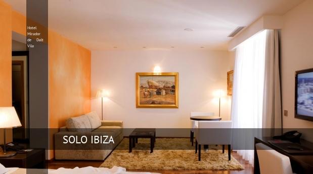 Hotel Mirador de Dalt Vila barato