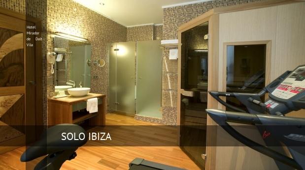 Hotel Mirador de Dalt Vila baratos